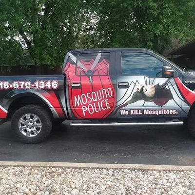 Avatar for Mosquito Police Collinsville, IL Thumbtack