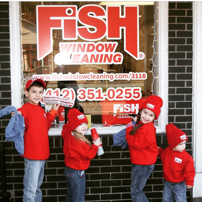 Avatar for Fish Window Cleaning Pittsburgh, PA Thumbtack