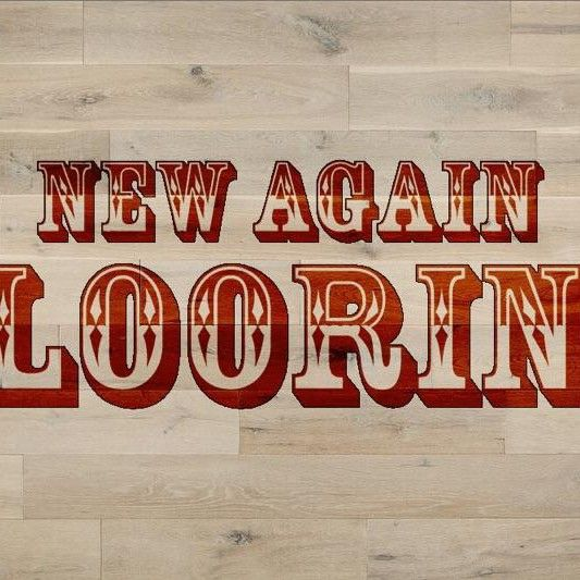 New again flooring