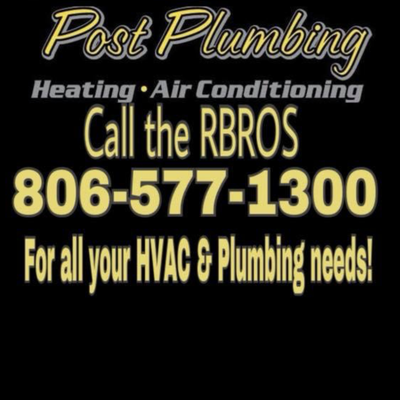 Avatar for Post Plumbing, Heating and Air Conditioning LLC. Post, TX Thumbtack