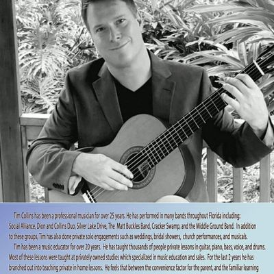 Avatar for Music Time with Tim Collins Saint Augustine, FL Thumbtack