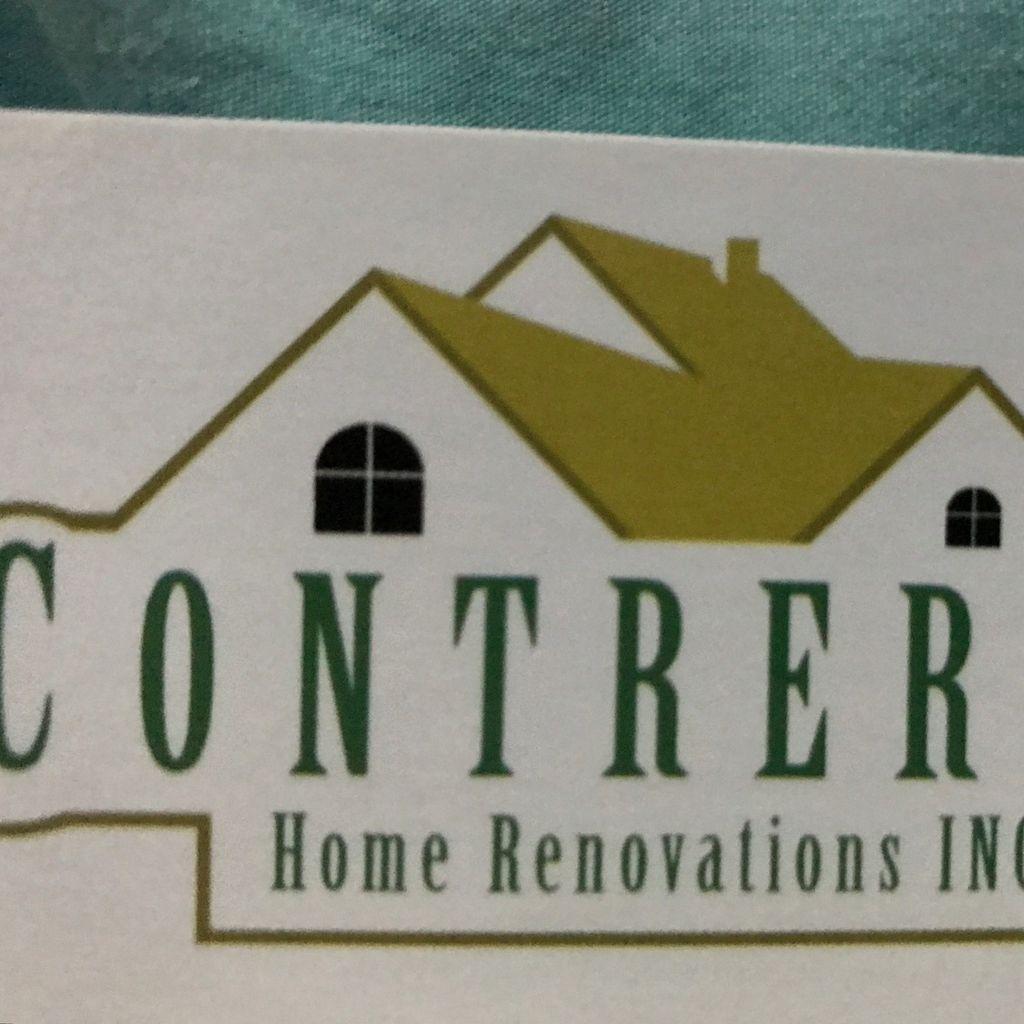 Contreras Home Renovation