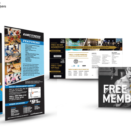 Direct Mail & Corporate Flyers