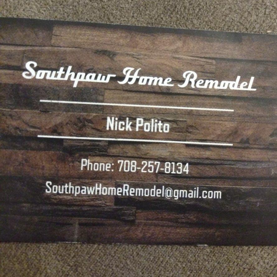 Southpaw Home Remodel LLC