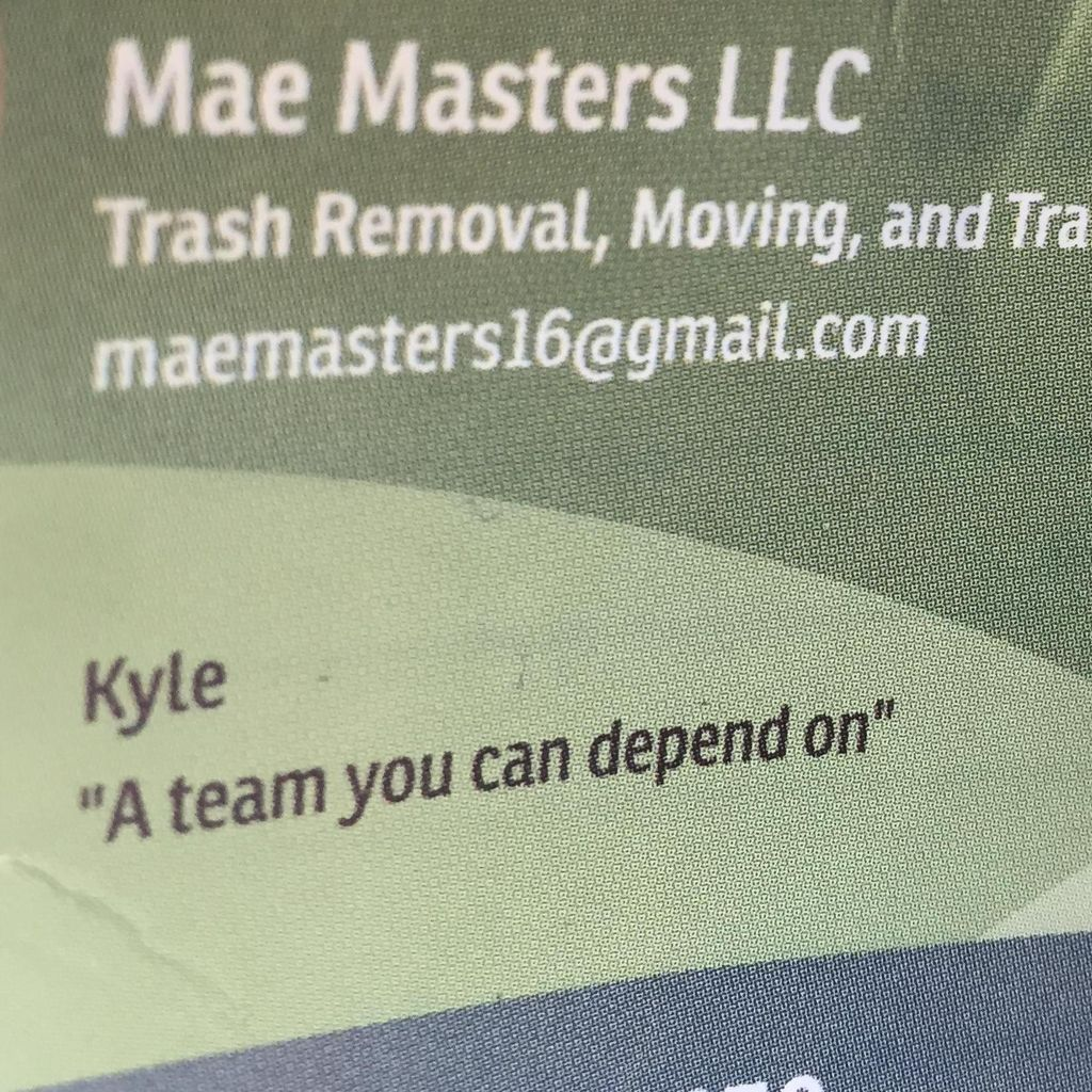 Mae Masters