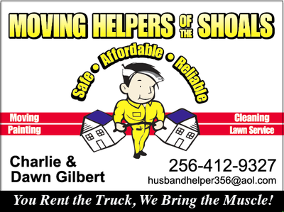 Avatar for Moving Helpers of the Shoals Muscle Shoals, AL Thumbtack