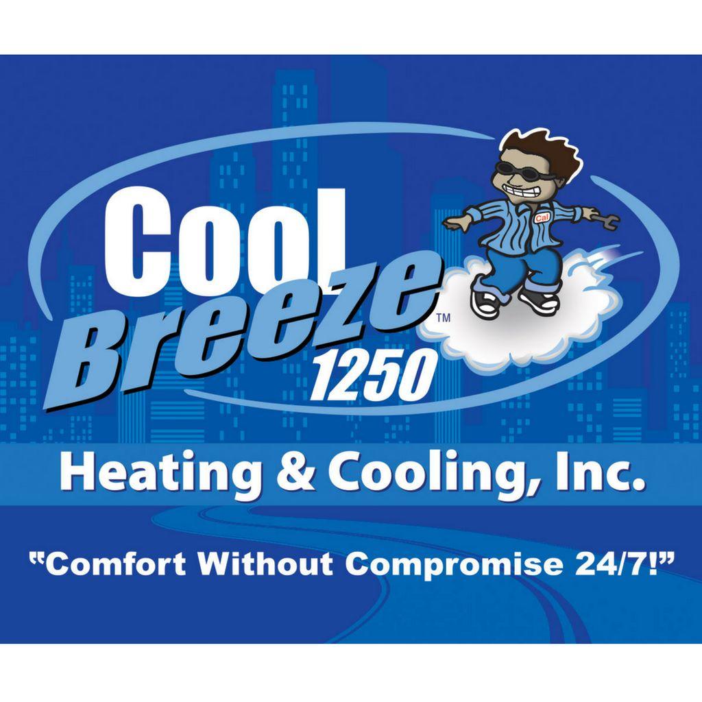Cool Breeze 1250 Heating & Cooling, Inc.