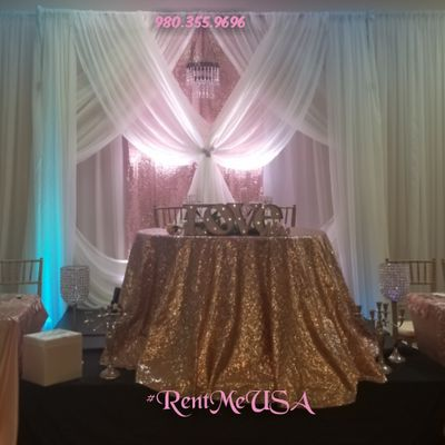 Avatar for Wedding Decor & Party Rentals
