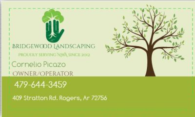 Avatar for Bridgewood Landscaping Rogers, AR Thumbtack