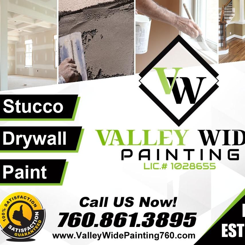 Valley wide Painting