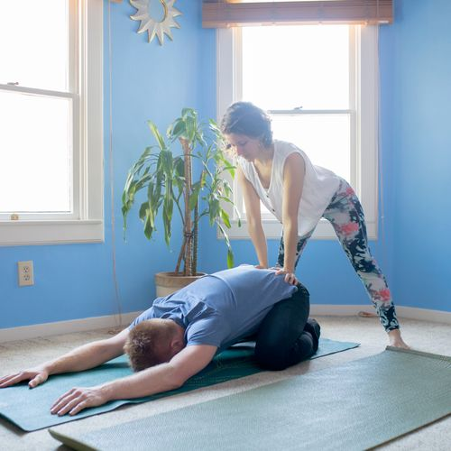 Private yoga instruction can transform your yoga practice.