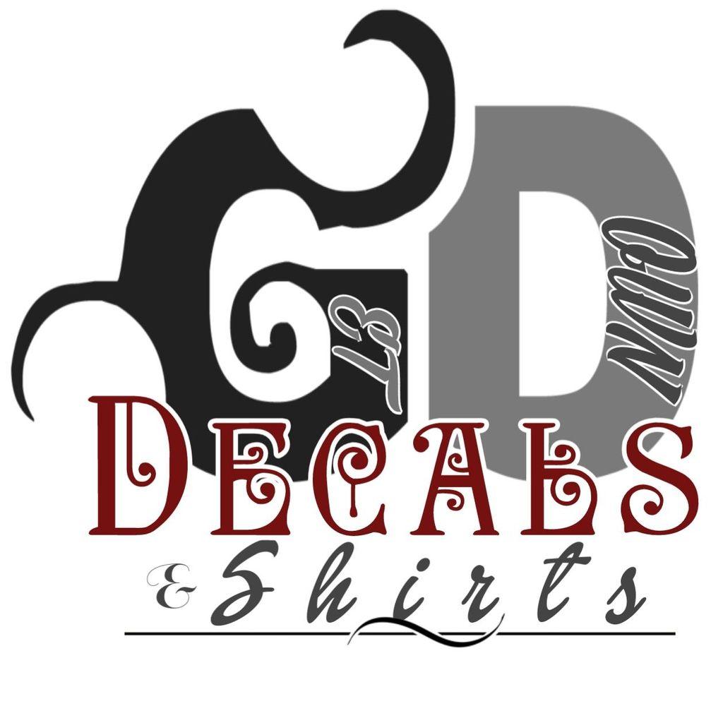 Get Down Decals & Shirts