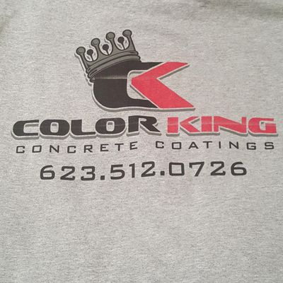 Avatar for Color King Concrete Coatings