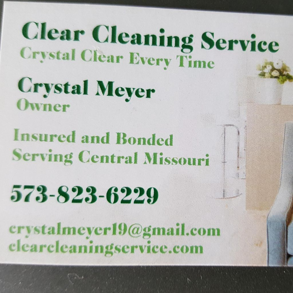 Clear Cleaning Service