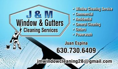 Avatar for J&M Window & gutters Cleaning