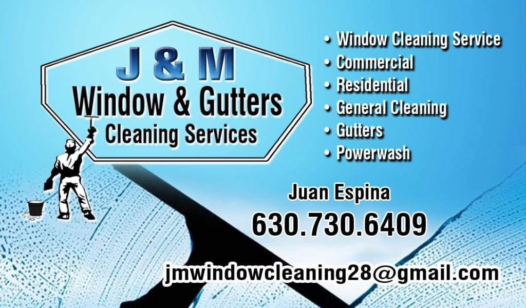 J&M Window & gutters Cleaning