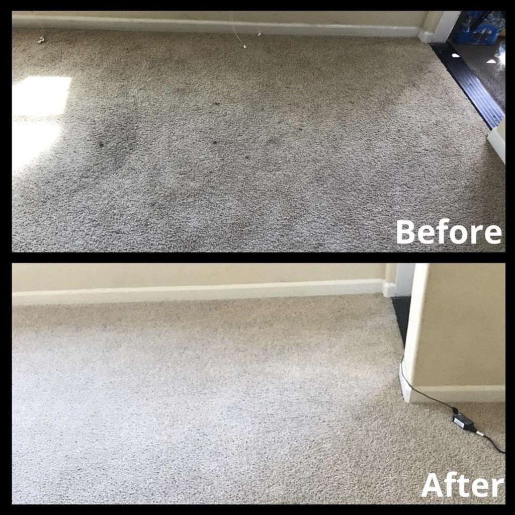 NinjaKlean Uses Truckmount Carpet Cleaning Equi...