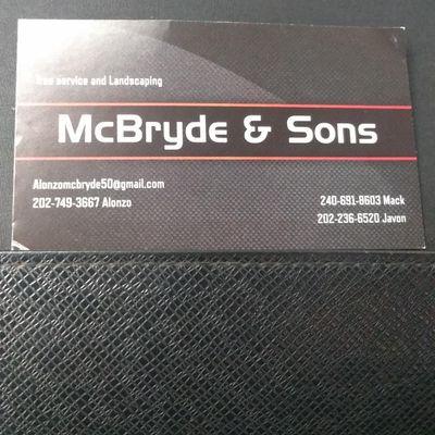 Avatar for McBryde & Son Washington, DC Thumbtack