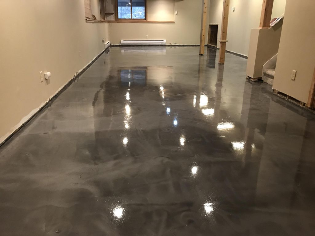 Jim's Epoxy and Painting services