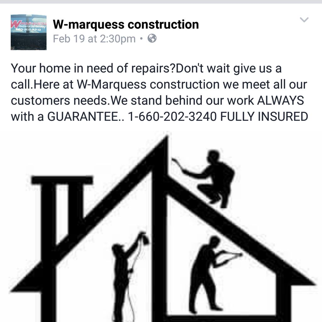 W-Marquess Construction