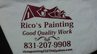 Avatar for Rico Painting San Juan Bautista, CA Thumbtack