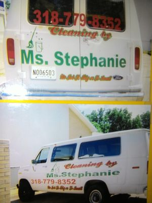 Avatar for Stephanie s Cleaning Service's Bossier City, LA Thumbtack