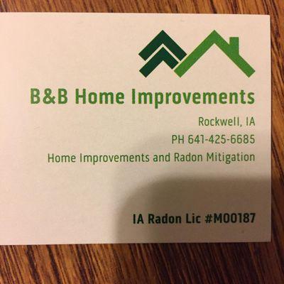 Avatar for B&B Home Improvements