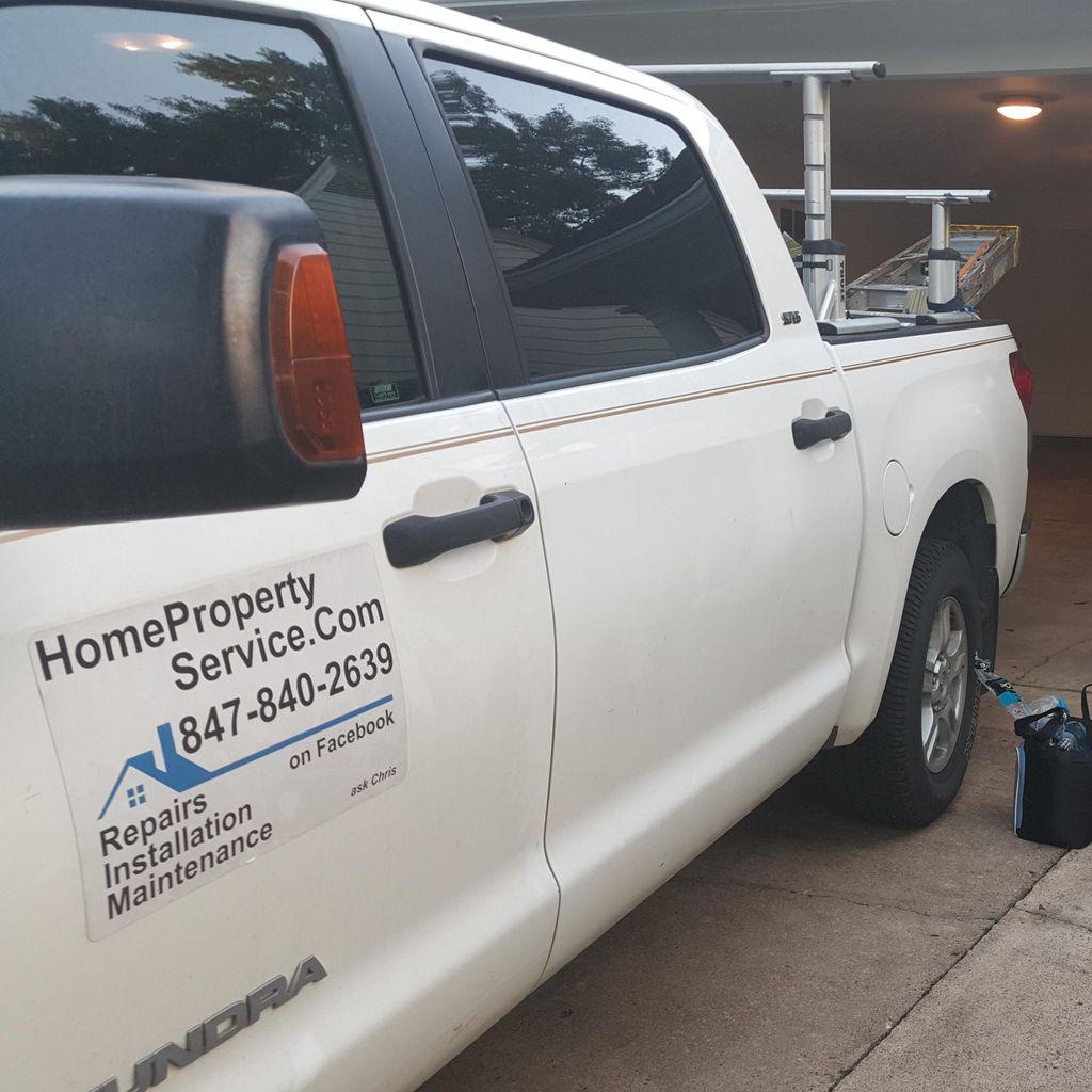 Home Property Service Handyman Remodeling