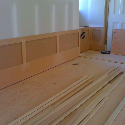 Custom Paneling