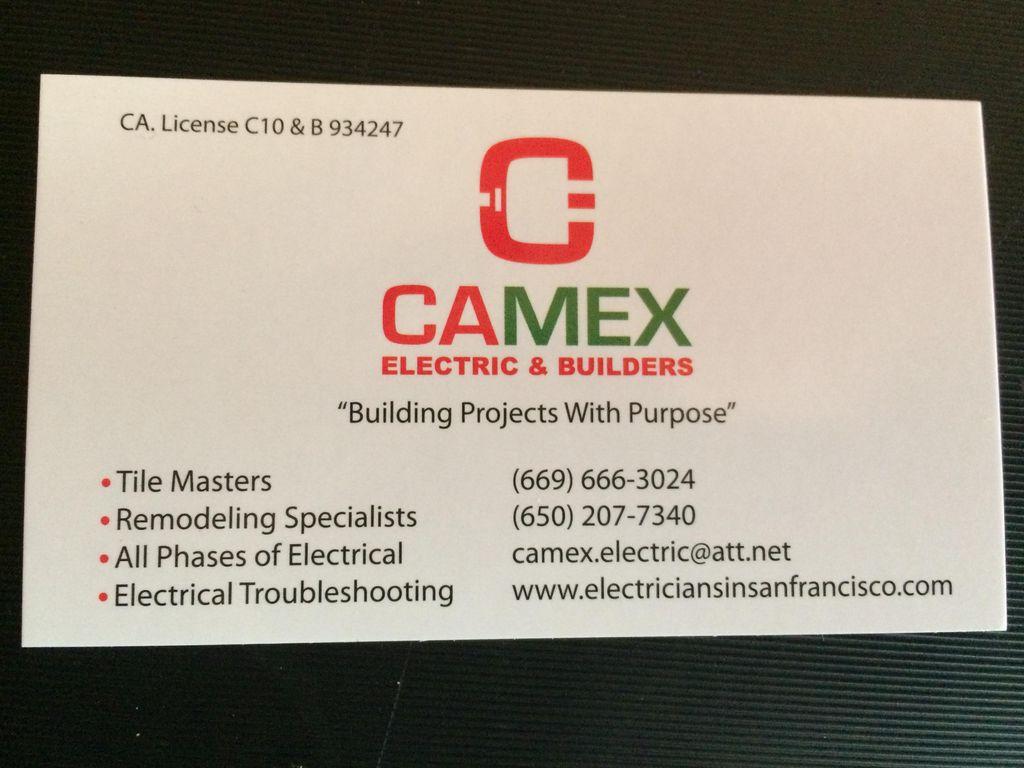 Calmex Electric & Builders