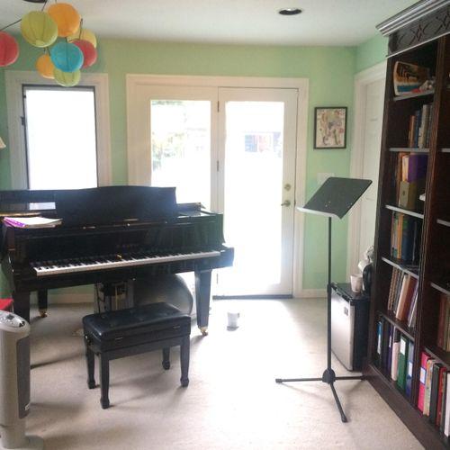 Vocal Studio Space