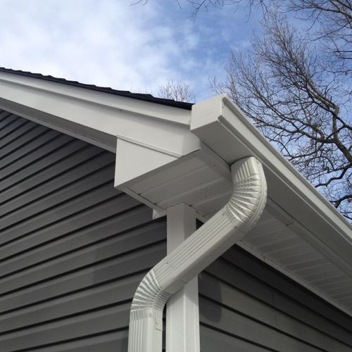 Siding repair and replacement