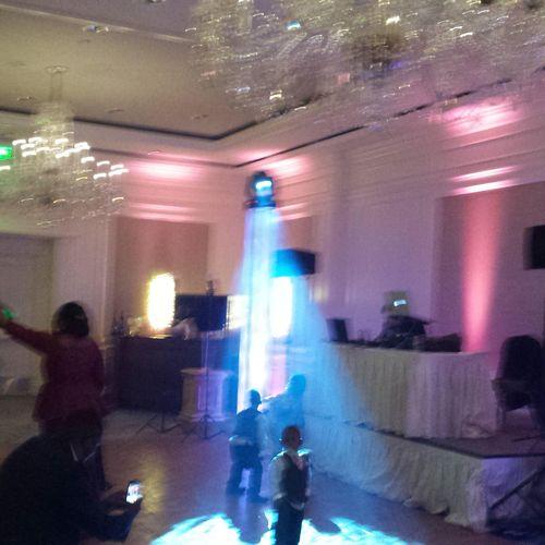 Wedding reception at Ritz Carlton Amelia Island - FL