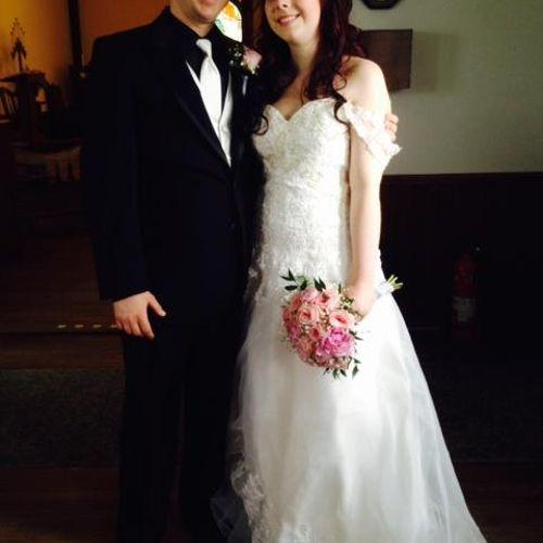 Greenmeade Church Wedding ~ Edward & Rachel 03-31-15