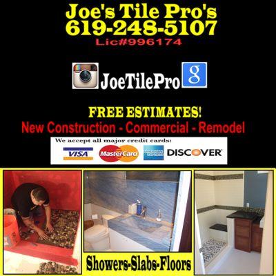 Avatar for Joe's Tile Pros