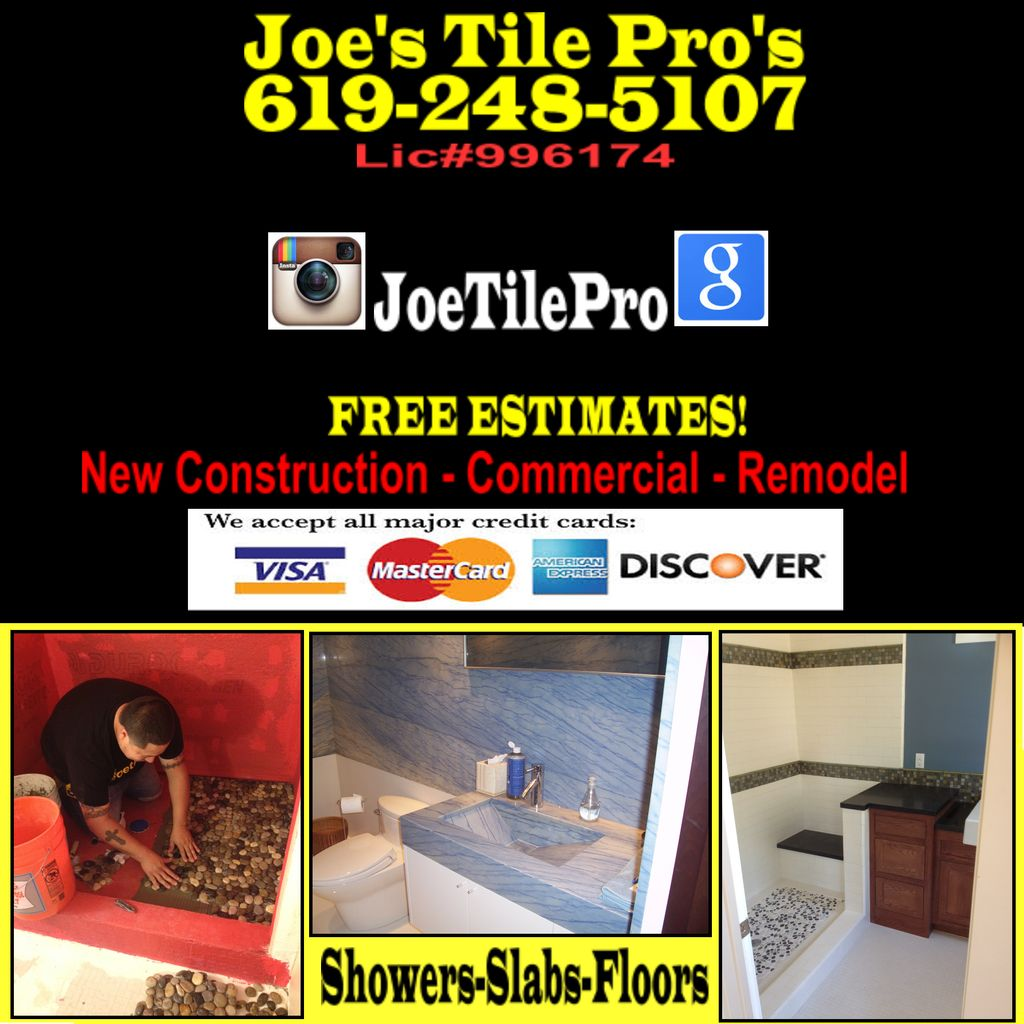 Joe's Tile Pros