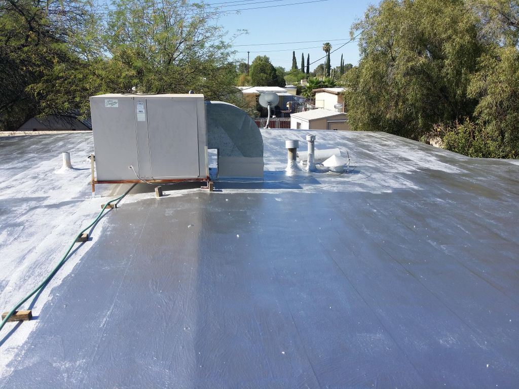 Improved  Roofing of  AZ