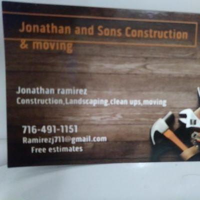 Avatar for Jonathan and sons construction & moving Buffalo, NY Thumbtack