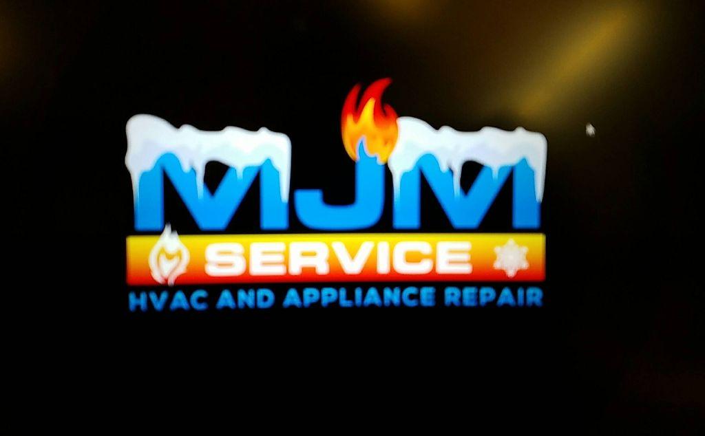 MJM HVAC and Appliance Repair