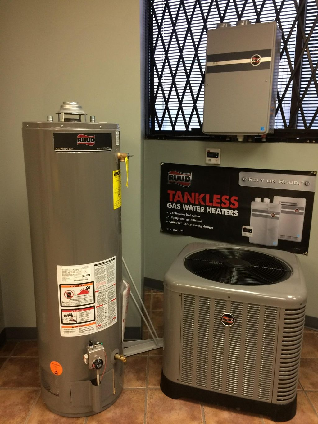 Ariadne Heating and Cooling Inc.