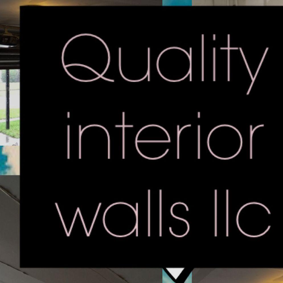 Quality interior walls llc