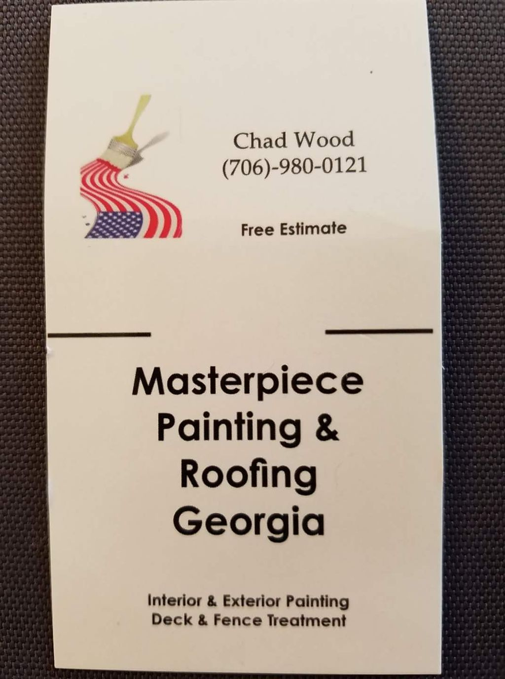 Masterpiece Painting & Roofing Georgia