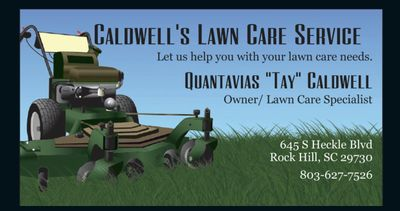Avatar for Caldwell's Lawn Care Service