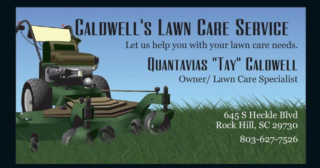 Caldwell's Lawn Care Service
