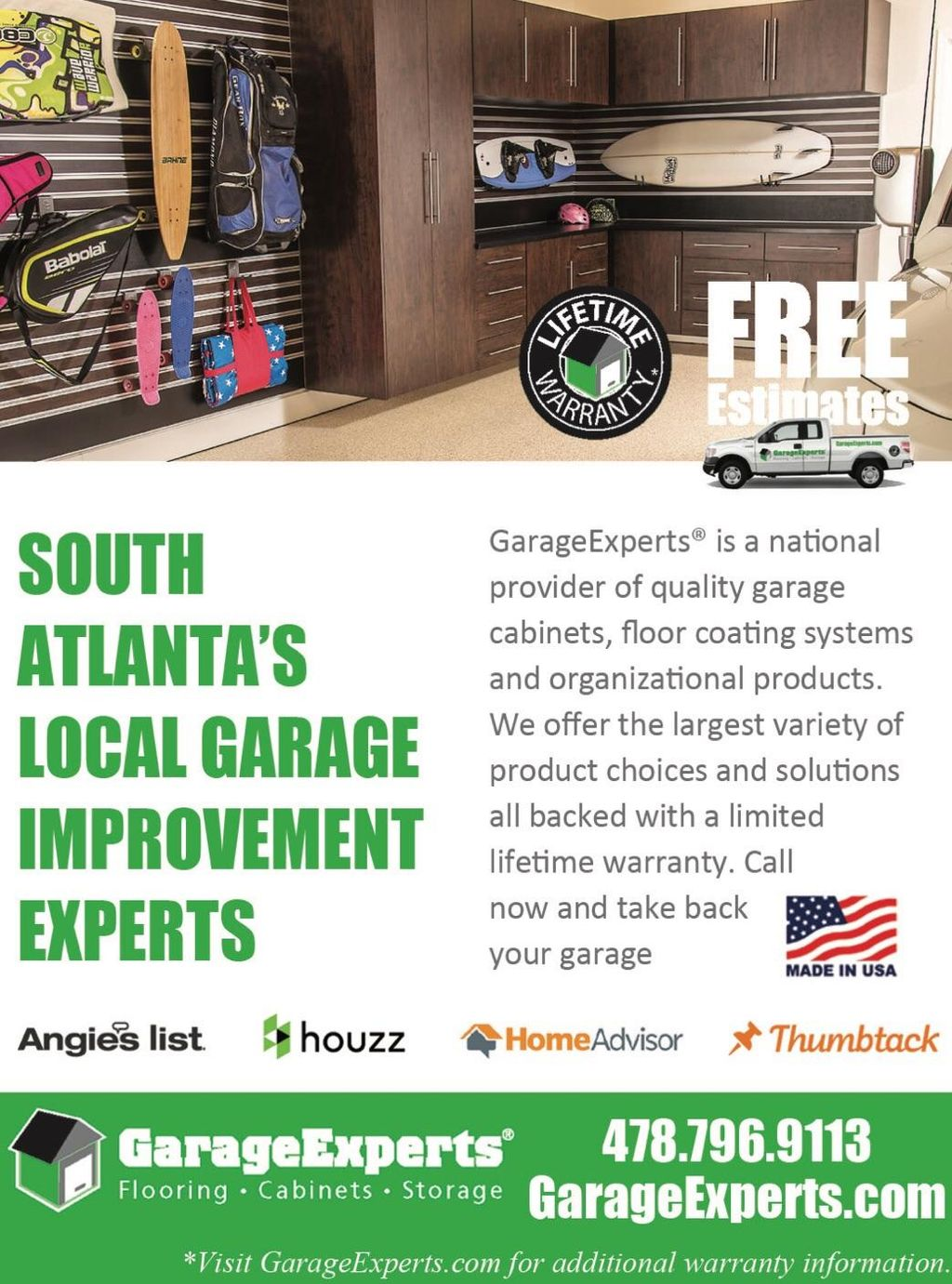 Garage Experts of South Atlanta