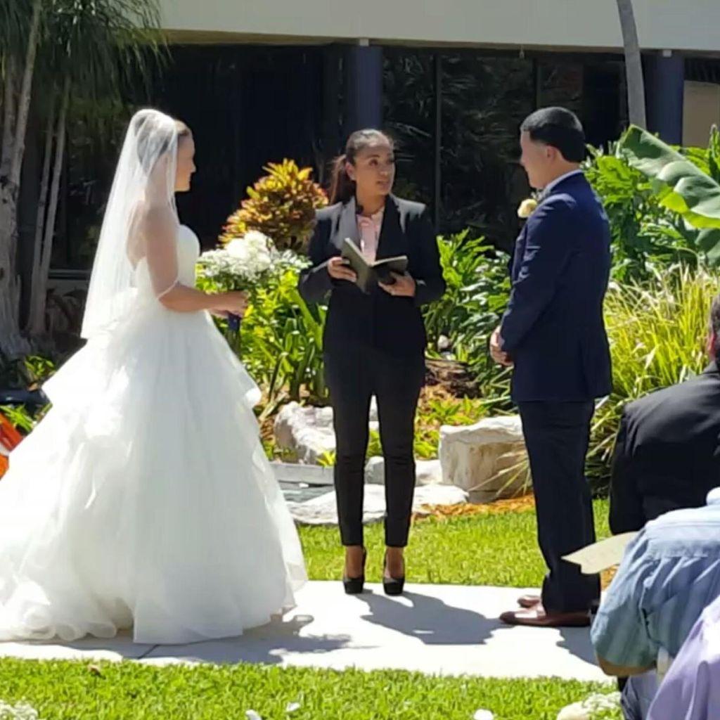 Sophia Tezel - Wedding Officiant