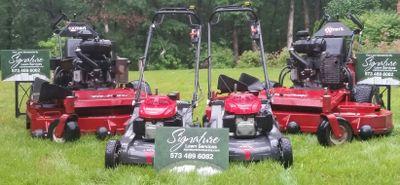 Avatar for Signature Lawn Services LLC Columbia, MO Thumbtack