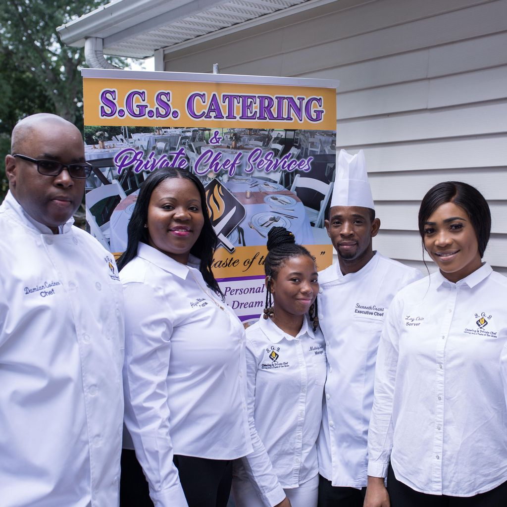 S.G.S Catering & Private Chef Services LLC