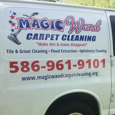 Avatar for MAGIC WAND CARPET CLEANING Clinton Township, MI Thumbtack