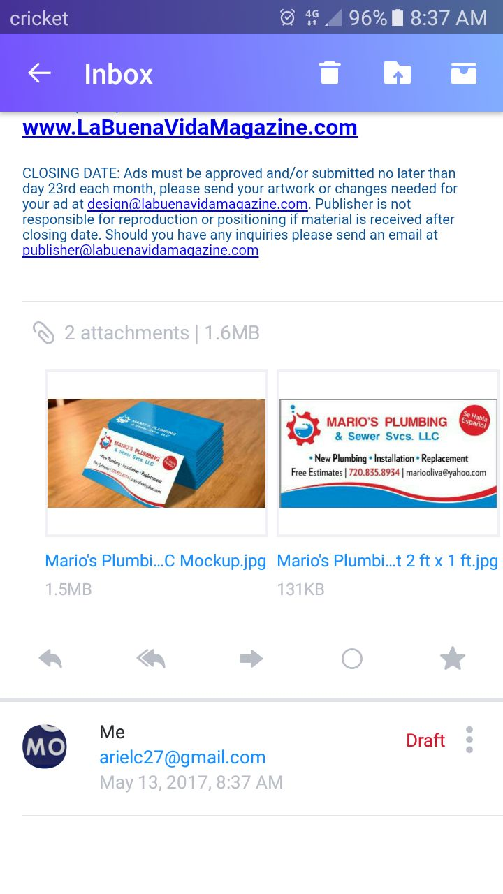 Mario's plumbing & sewer services llc